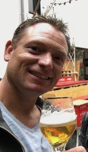 Biersommelier Sjors Kassing