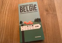 Bierwandelboek België